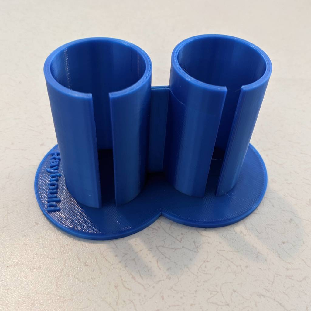 Dual Conical Centrifuge Tube Holders (15 & 50 ml)