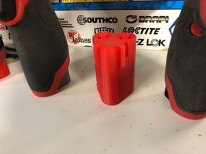 Milwaukee M12 tool holder