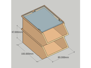 *Stackable Box
