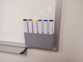 Dry Erase Marker Caddy