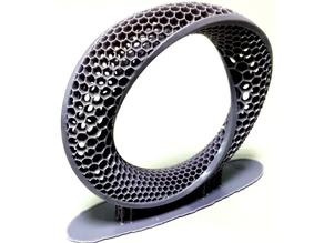 non-Mobius sponge ring