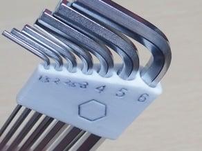 Hex Wrench Holder (TPU)