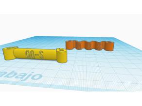 FLSUN QQ- S Stabilizing bar pack