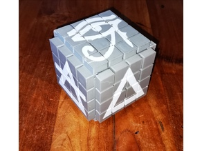 Puzzle Box - The Cube