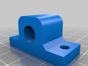 8mm Rod Holder for 2020 Extrusion