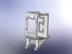 Runcam 5 FPV 25deg mount 32x46mm base