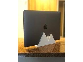 MacBook Vertical Stand