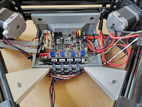 Anycubic Kossel Linear Plus upgrade BTT SKR 1.3, BTT TMC2209,, BTT TFT24,  (BTTTFT35, BTT TFT35 E3 V3.0)
