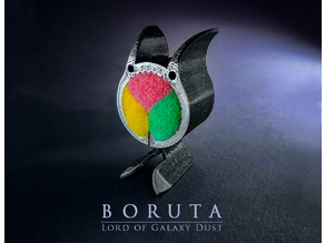 BORUTA - Filament Cleaner Devil. Fast and Powerful.