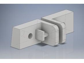 SDRacing Mini-z body mounts V2