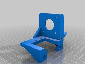 Two Trees Bluer Direct Drive_BMG Extruder