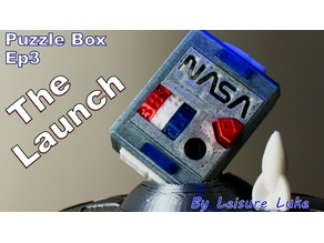 The Launch - Puzzle Box