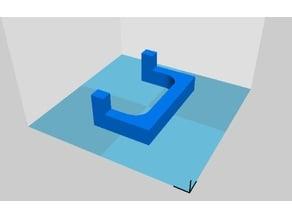 Door Frame Strike Plate Router Jig