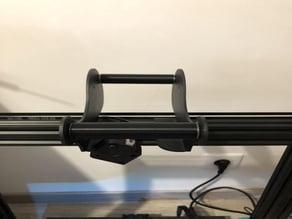 Artillery Sidewinder X1 filament roll adapter