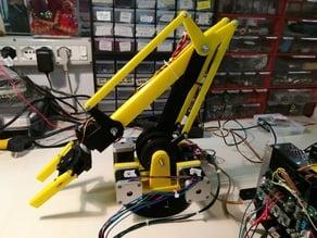 Customizable Robotic Arm Parametric 5 DOF