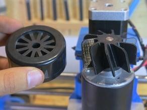500W Spindle Fan Upgrade