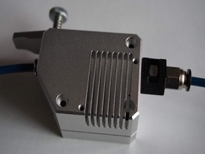 Bowden Adapter for direct drive Extruder