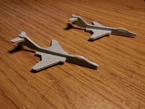 F-101 Voodoo Kit Card