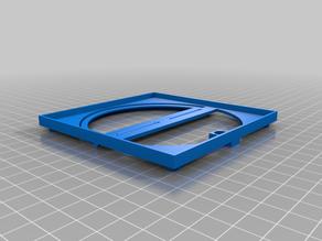Tile coaster/stand/hanger