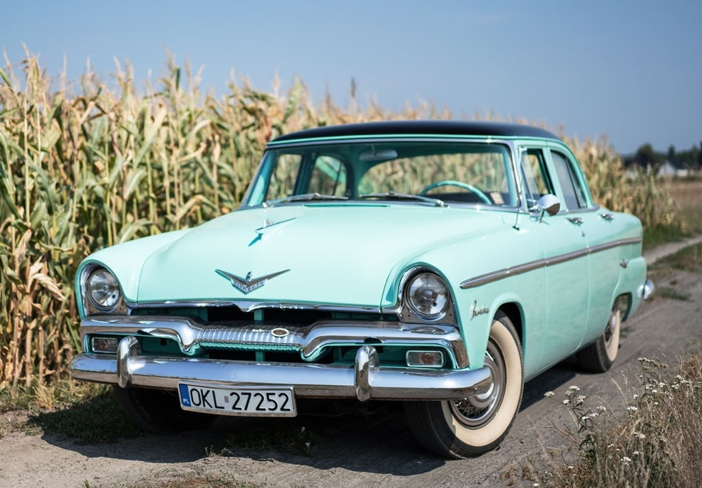 Plymouth Belvedere Sedan 1955