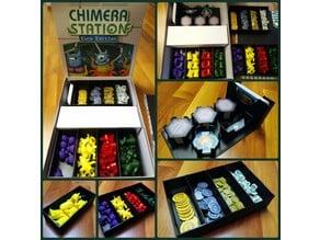 Chimera Station Organizer