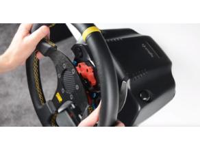 Logitech G920 G29 DIY Quick Release - Custom / Aftermarket Wheels