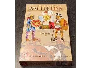 Battle Line Game Organizer