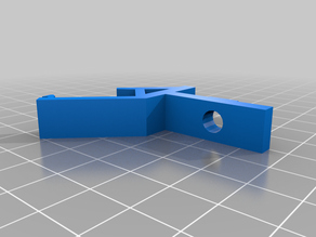 IKEA OMLOPP Clip for 3030 extrusions