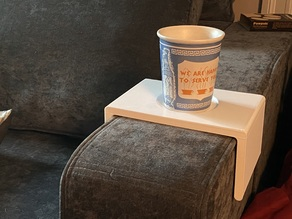 Lovesac Couch Cup Holder