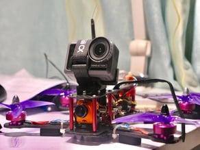 QAV250 sport camrea mount (light weight only 10g)