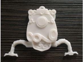 Age of Calamity Egg Ornament/Keychain (Terrako)