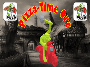 Pizza-Time Orc