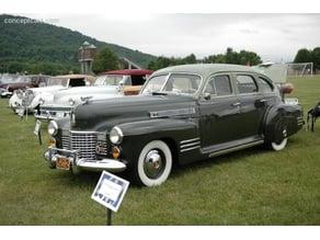 Cadillac Series 61 Touring Sedan 1941