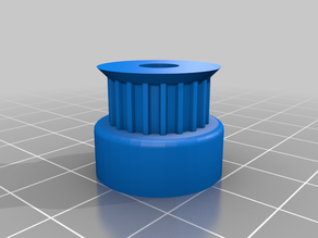 My Customized Parametric Pulley Library_003