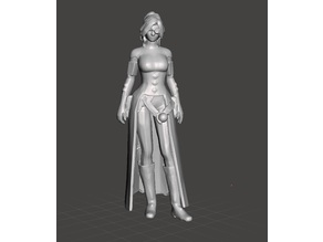 Jeanine GW2 repaired for 3D printing
