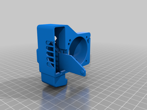 The Box - Ender 3 Print head shroud system for Noctua NF-A4x20 and 5015 blower fan