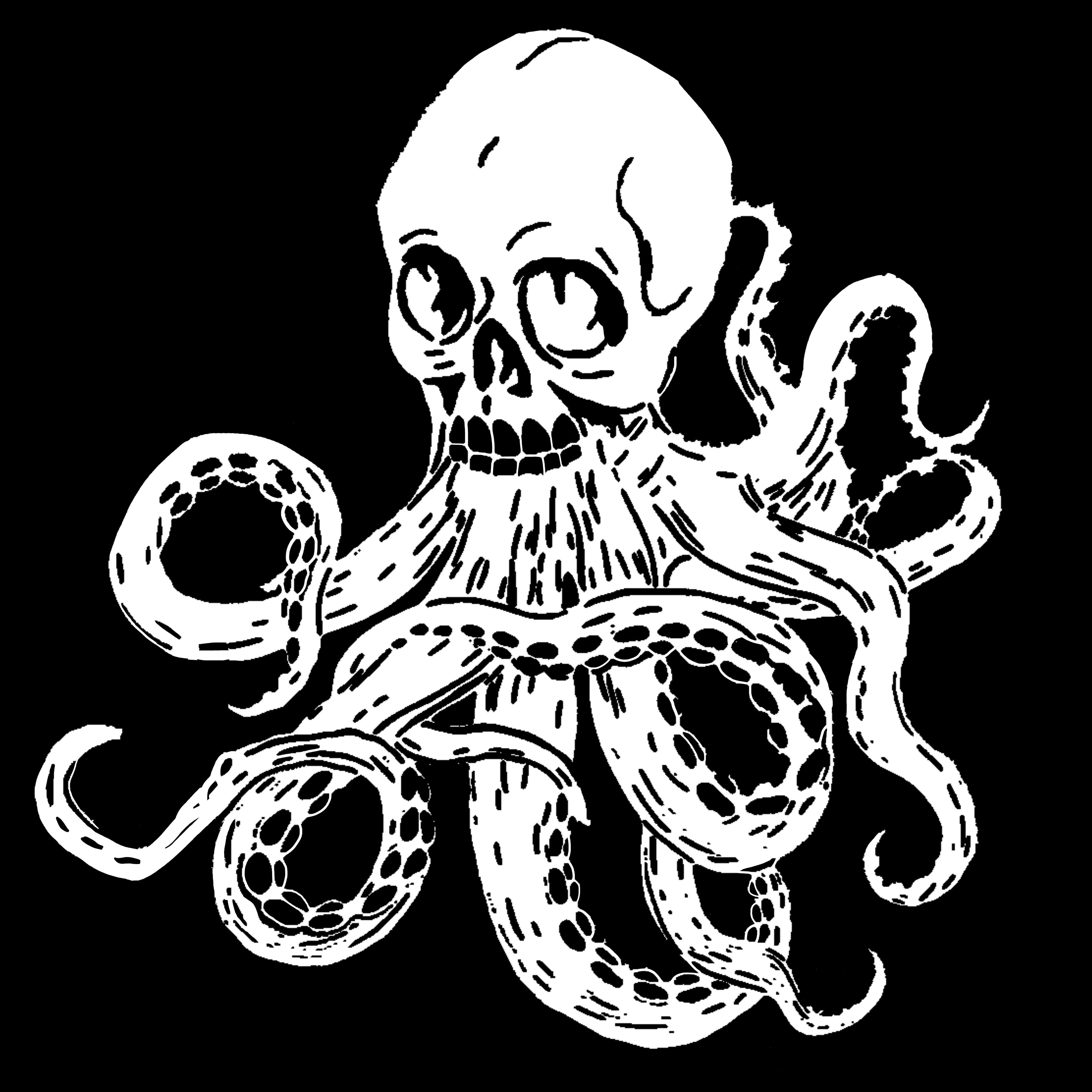 Skeletal Octopus