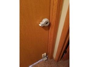 Hands Free Door Opening System