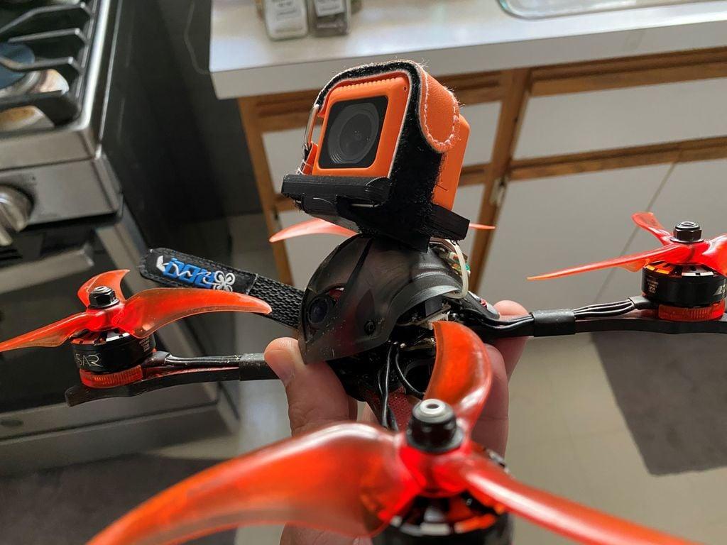 Runcam 5 Mount for Emax Hawk / HawkPro