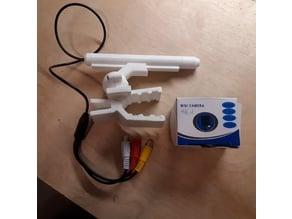 Mini camera bullet mount