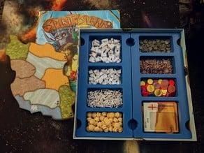 Spirit Island Board Game replacement box inserts
