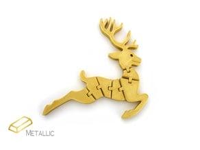 Articulated Reindeer