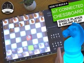 Super Smart Chessboard   Play online or against Raspberry Pi