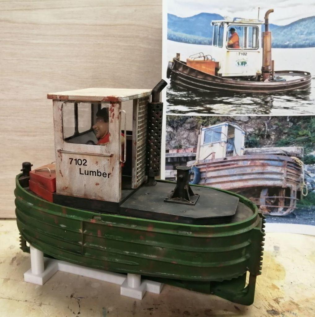 Haggy`s Boom Boat