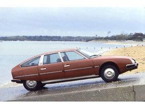 Citroen CX 2000 1974