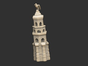 Eagle Topped Tower