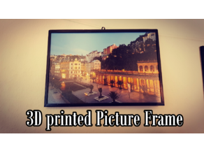 10 x 15 Picture Frame | Weight = 4 gramm