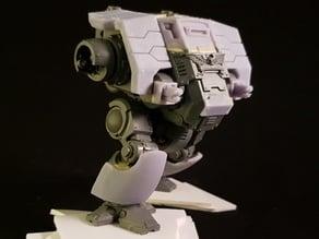 Redemptor Siegebreaker Leg armour