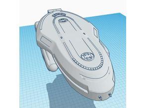 Federation NS Type Shuttle