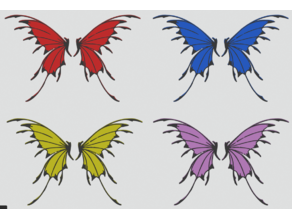 Fairy Wings #1 for remixes